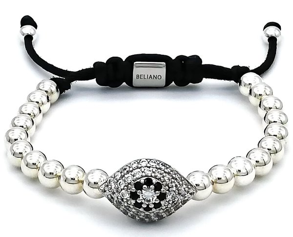 Armband Cleopatra Eye - 925 Silber - Diamonds
