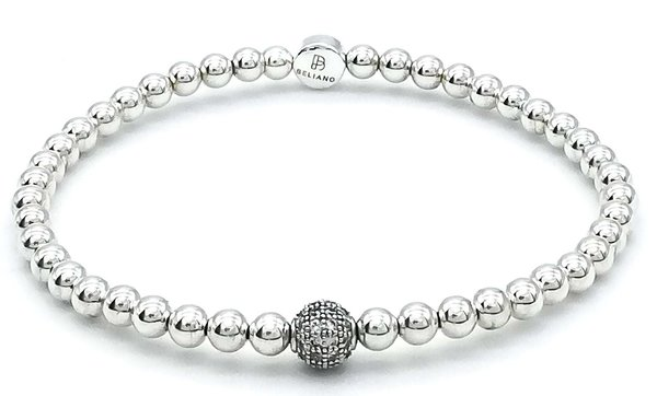 Armband 925 Silber - Diamonds
